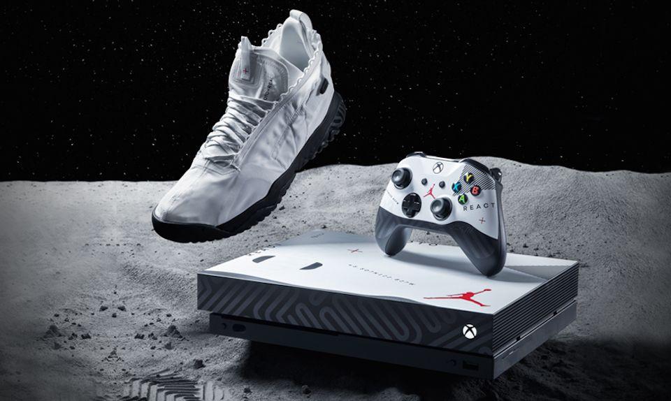 88f3d9f94f1 Jordan Xbox One X