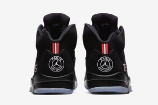 943db2f4aeb Jordan Brand & Soccer Giant Paris Saint-Germain Team Up on Air Jordan 5
