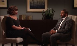 Kenan Thompson Plays R. Kelly in Hilarious 'SNL' Parody With Leslie Jones