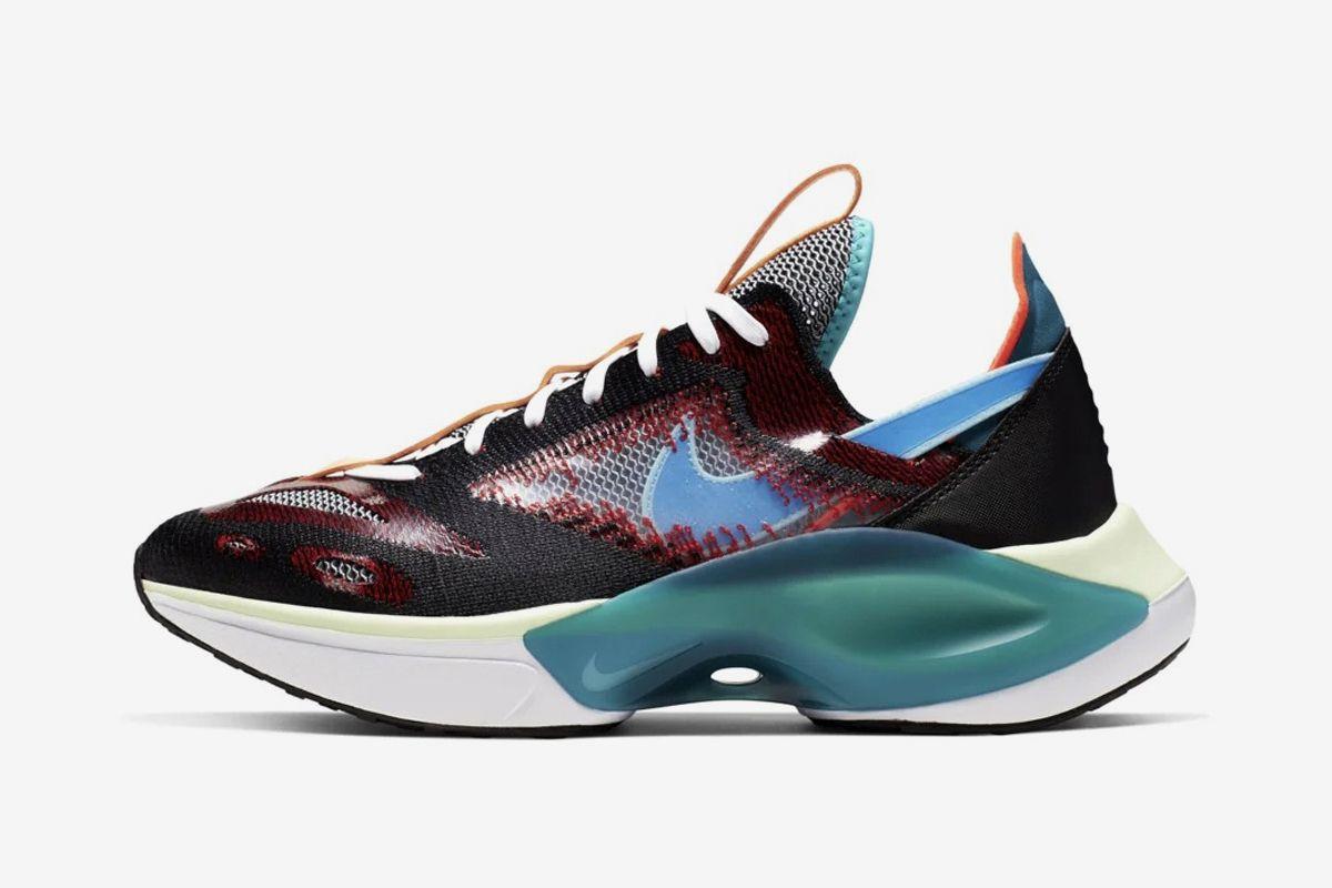 Nike's Futuristic N110 D/MS/X DIMSIX Runner Debuts an All-New Flyknit