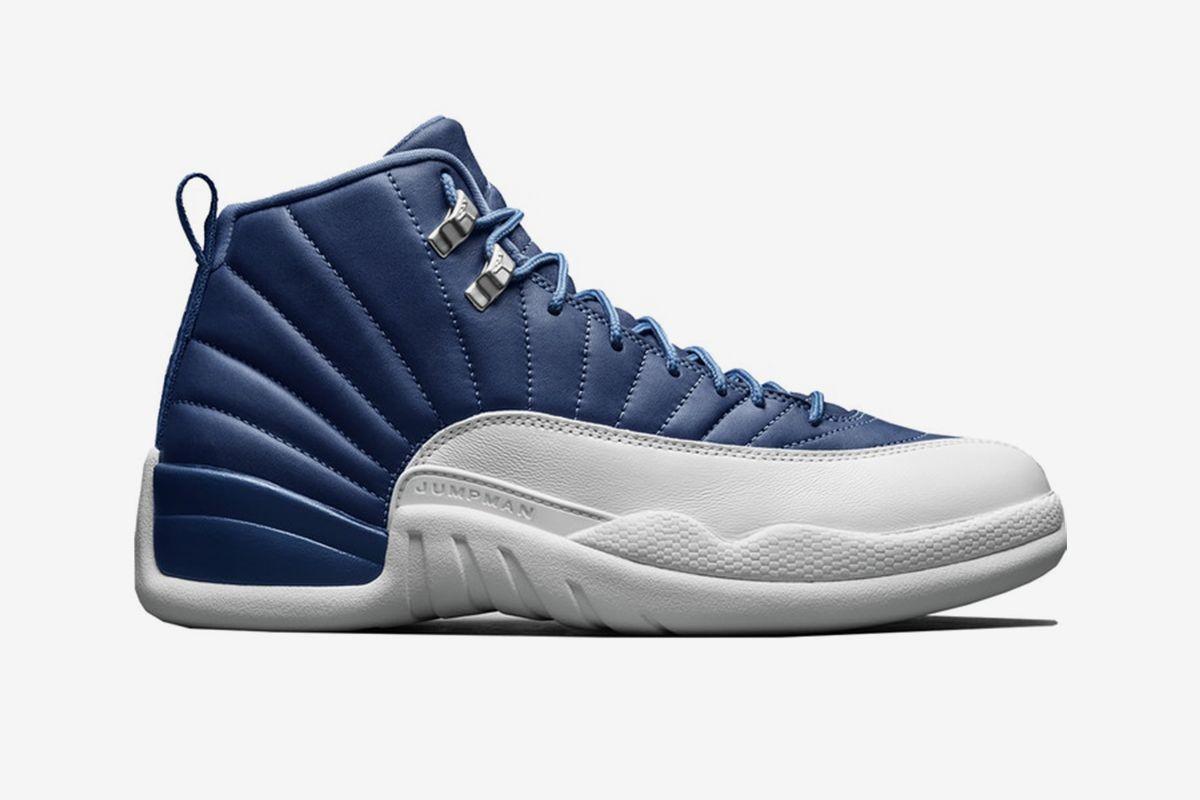 "Where to Buy the Jordan 12  ""Indigo Blue"" AKA Stone Blue Ahead of Release 3"