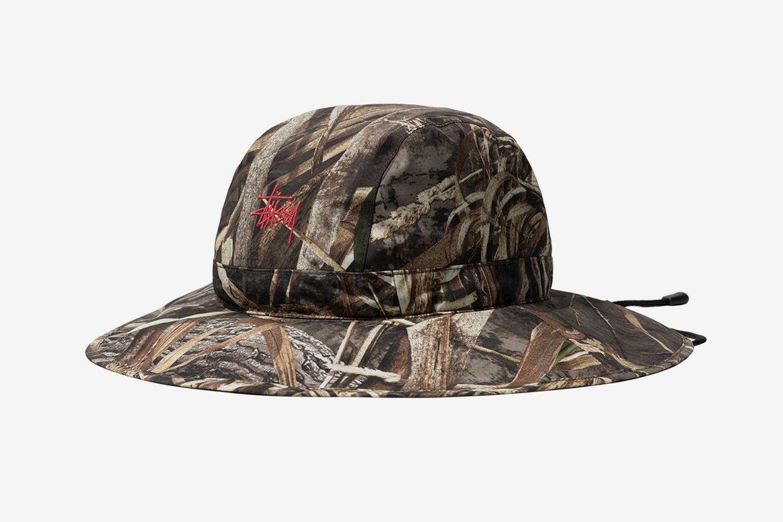 Storm Shell Camo Hat