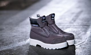 Christopher Shannon on the Caterpillar Fall/Winter 2015 Colorado Boot
