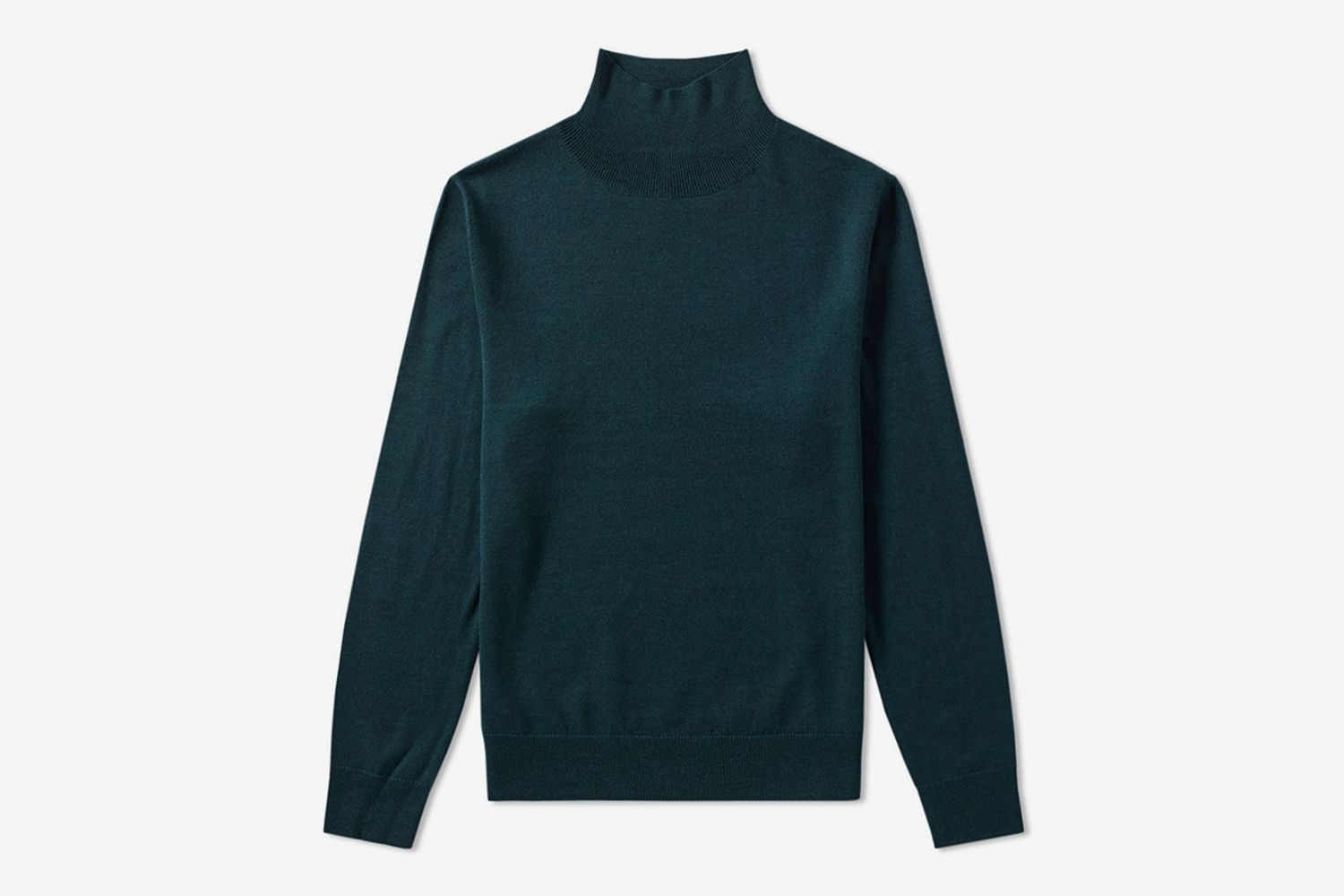 Dundee Roll Neck Knit