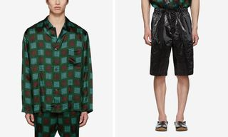 Our Favorite Pieces to Cop From Dries Van Noten's Wavey SS19 Collection