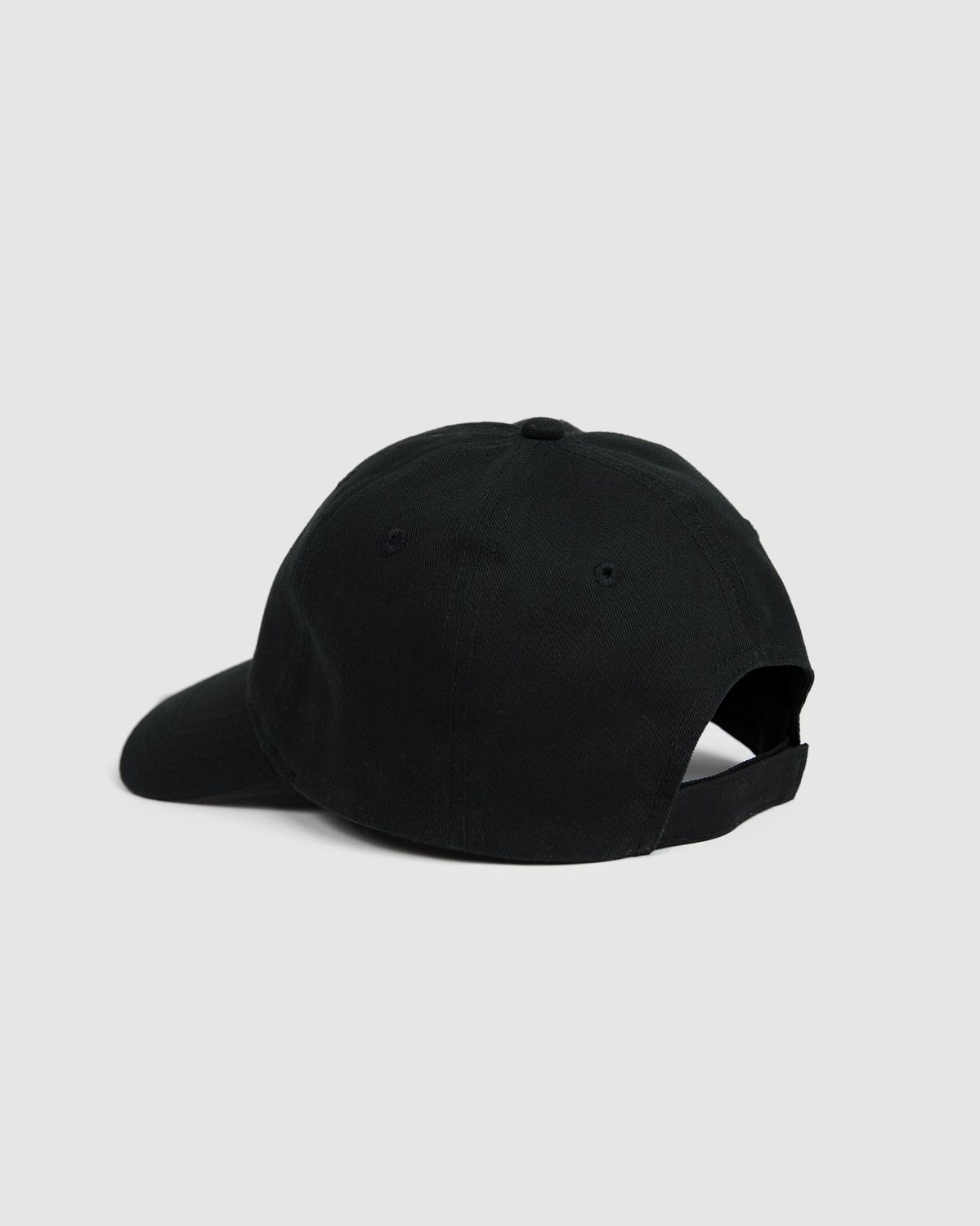 Colette Mon Amour x Soulland -  Snoopy Heart Black Baseball Cap - Image 2