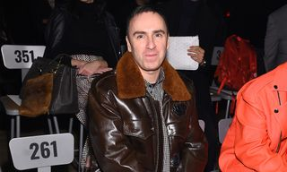 """Raf Simons Thinks the Speed of Fashion Today Can Be """"Dangerous"""" for Brands"""