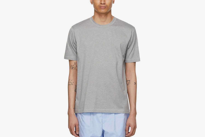 Jersey 'Man' T-Shirt