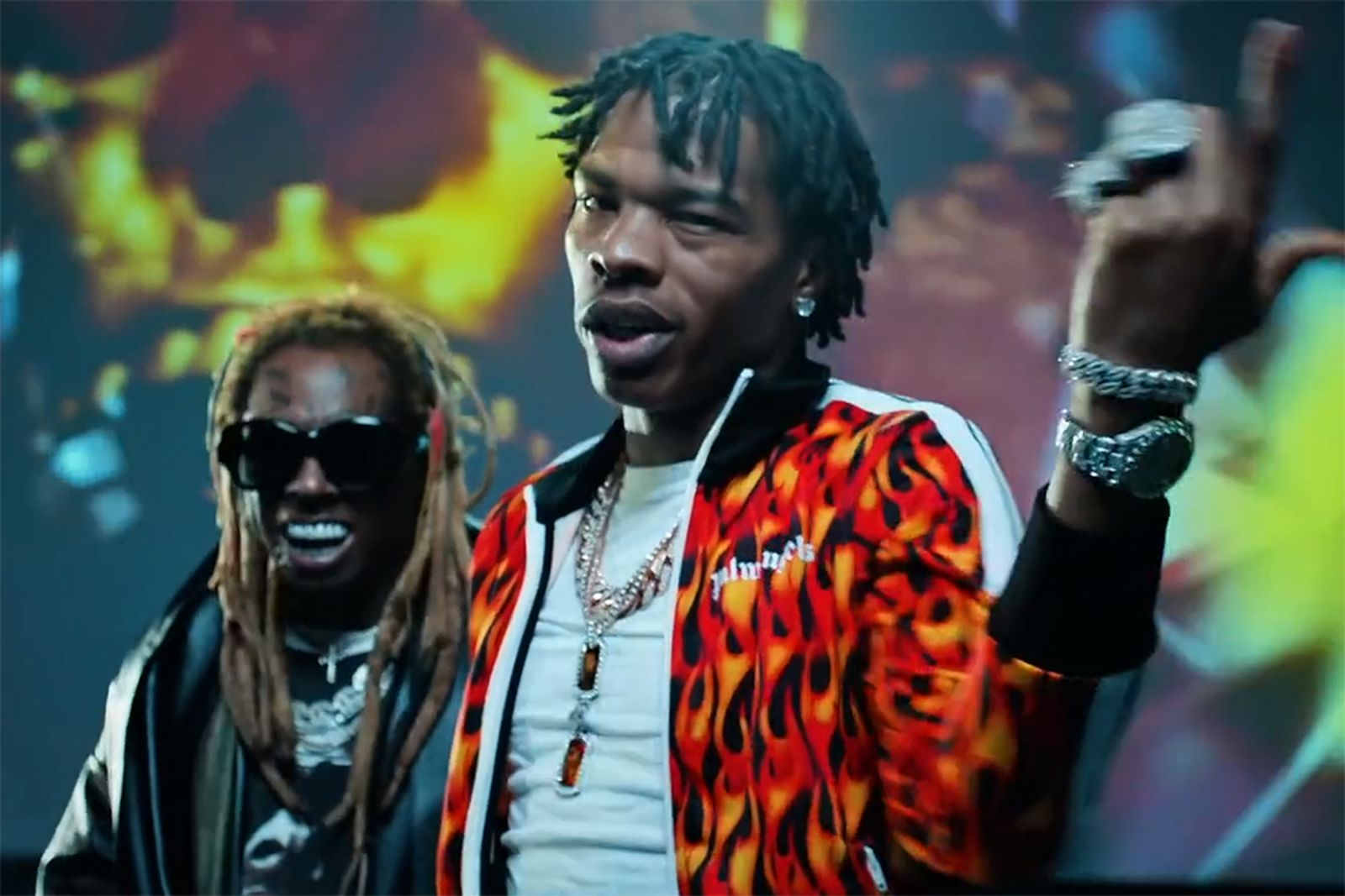 Lil Baby Lil Wayne Forever Music Video