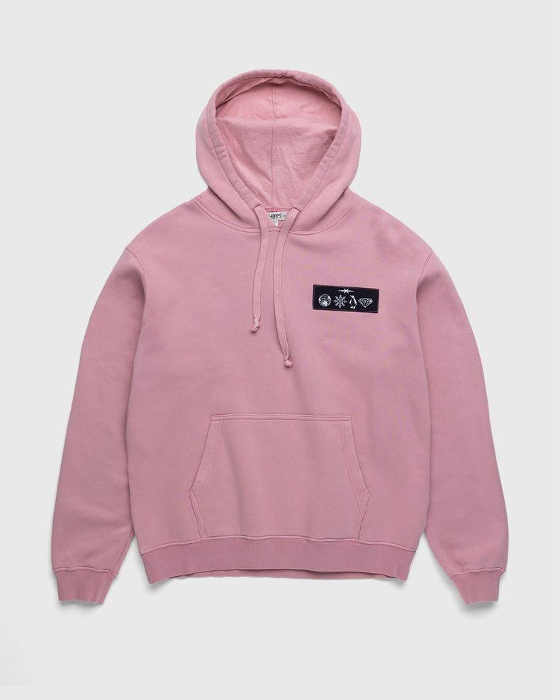 PHIPPS – Essential Hoodie Pink