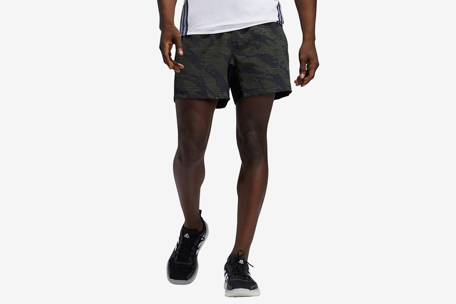 Tky Urban Camo Water Repellent Shorts