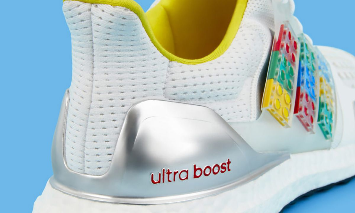 LEGO x adidas Ultraboost DNA: Official Release Info & Images
