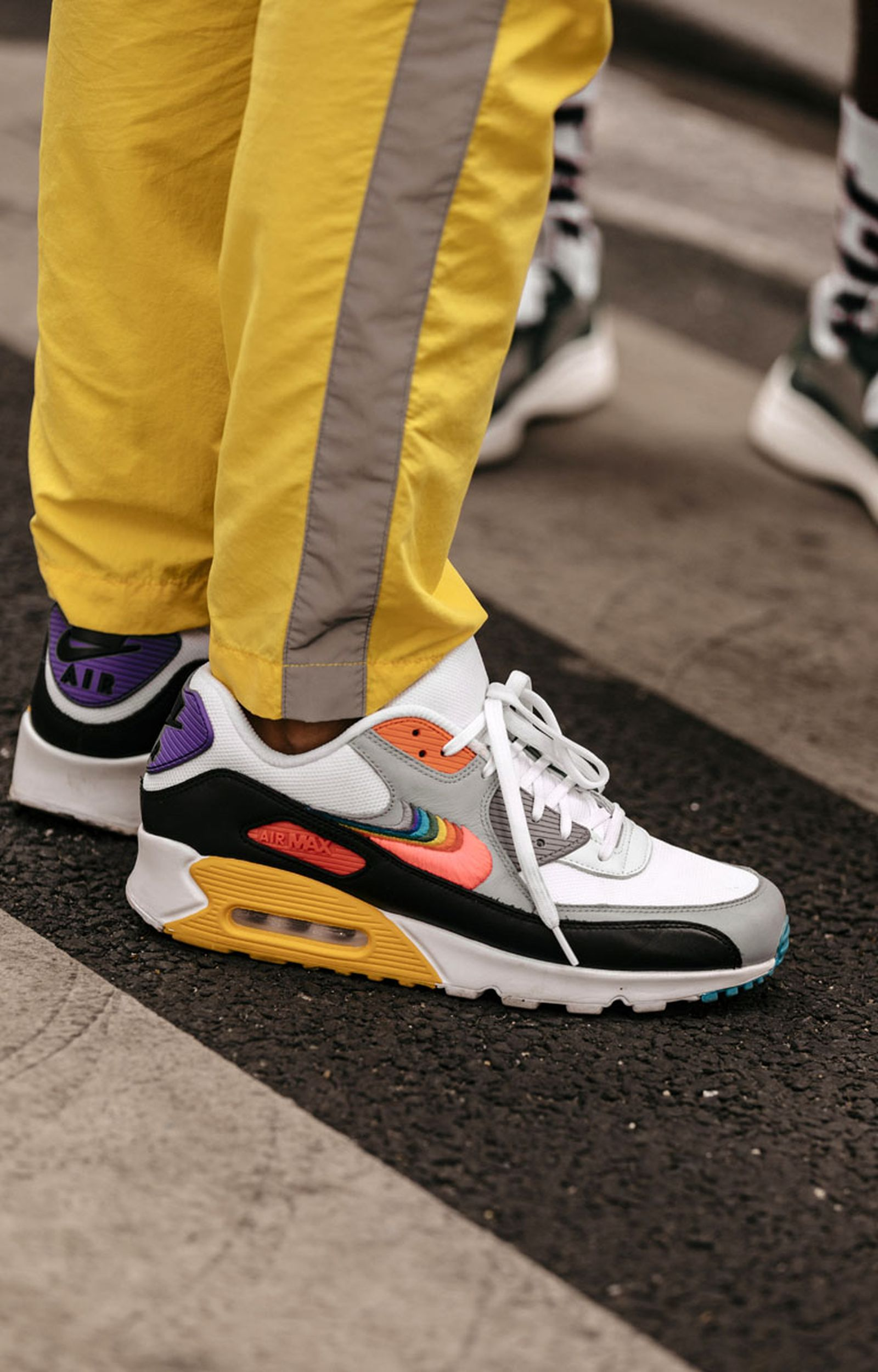 paris fashion week ss20 sneakers 015 Nike comme des garcons li ning