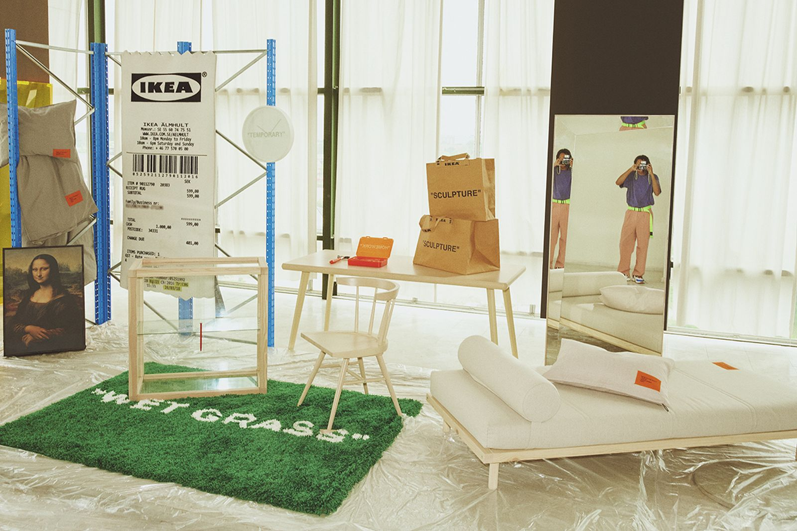virgil abloh ikea markerad collection