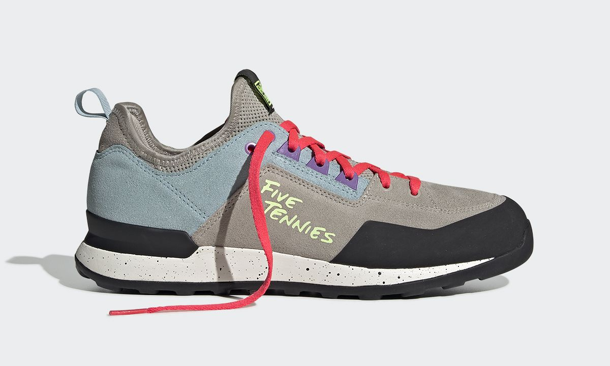 adidas Just Released a Stylish Approach Shoe for Climbers