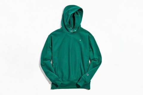 UO Exclusive Snap Hoodie Sweatshirt