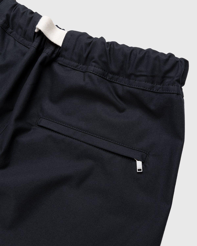 Jil Sander – Cargo Trousers Blue - Image 6