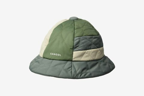 Quilted Mix Casual Bucket Hat