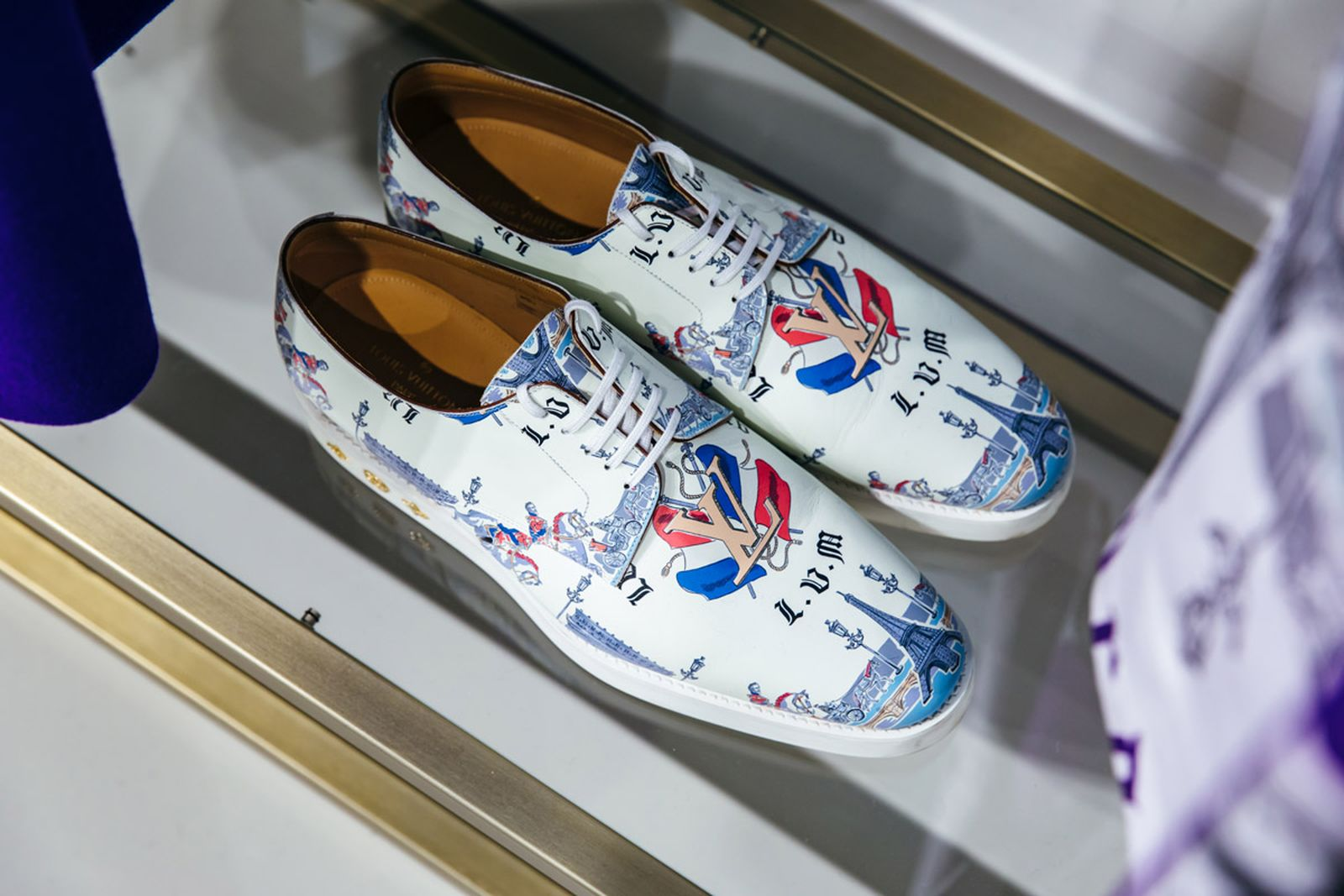 MFW19 Paris LouisVuitton ReSees Sneakers JulienTell 12 Louis Vuitton pfw virgil abloh
