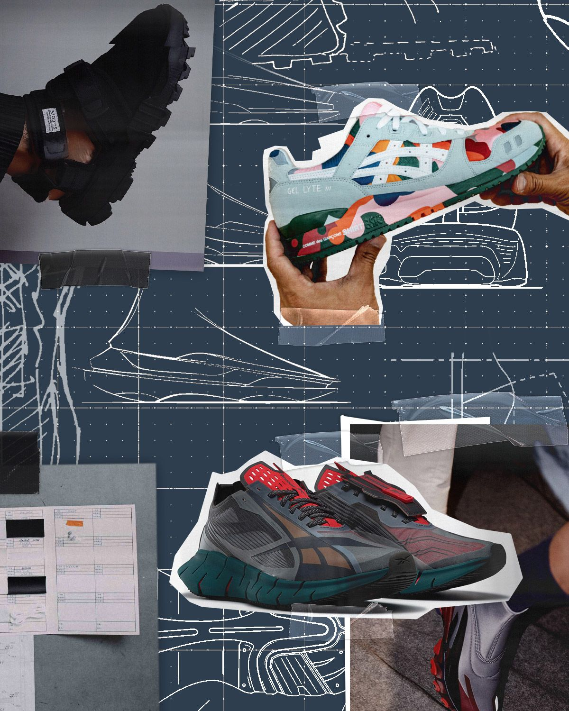 Footwear's New Vanguard