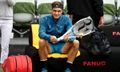 "Roger Federer Finally Gets His ""RF"" Logo Back From Nike"