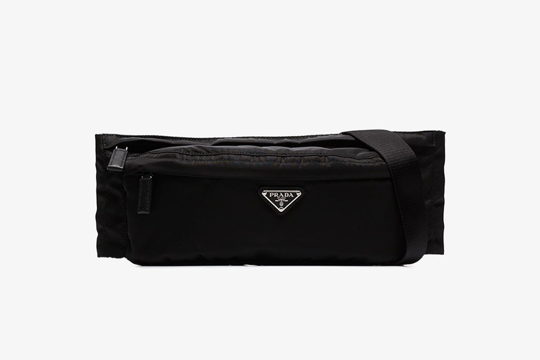 Logo Plaque Belt Bag