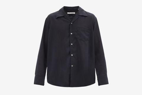 Loco Crepe-Georgette Shirt