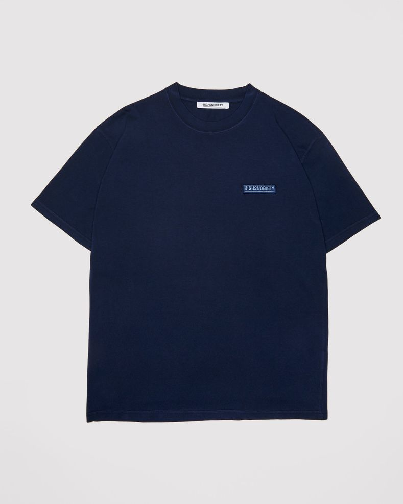 Highsnobiety Staples - T-Shirt Navy
