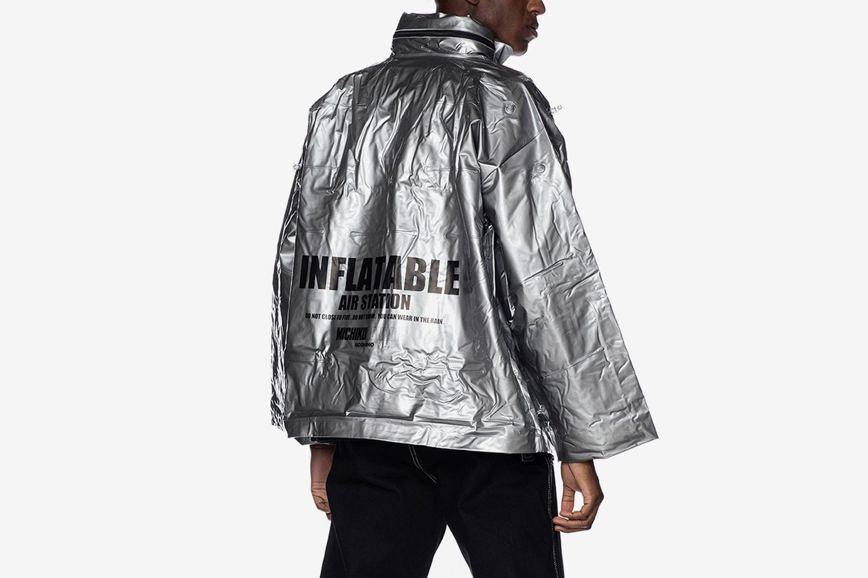 Inflatable Coat