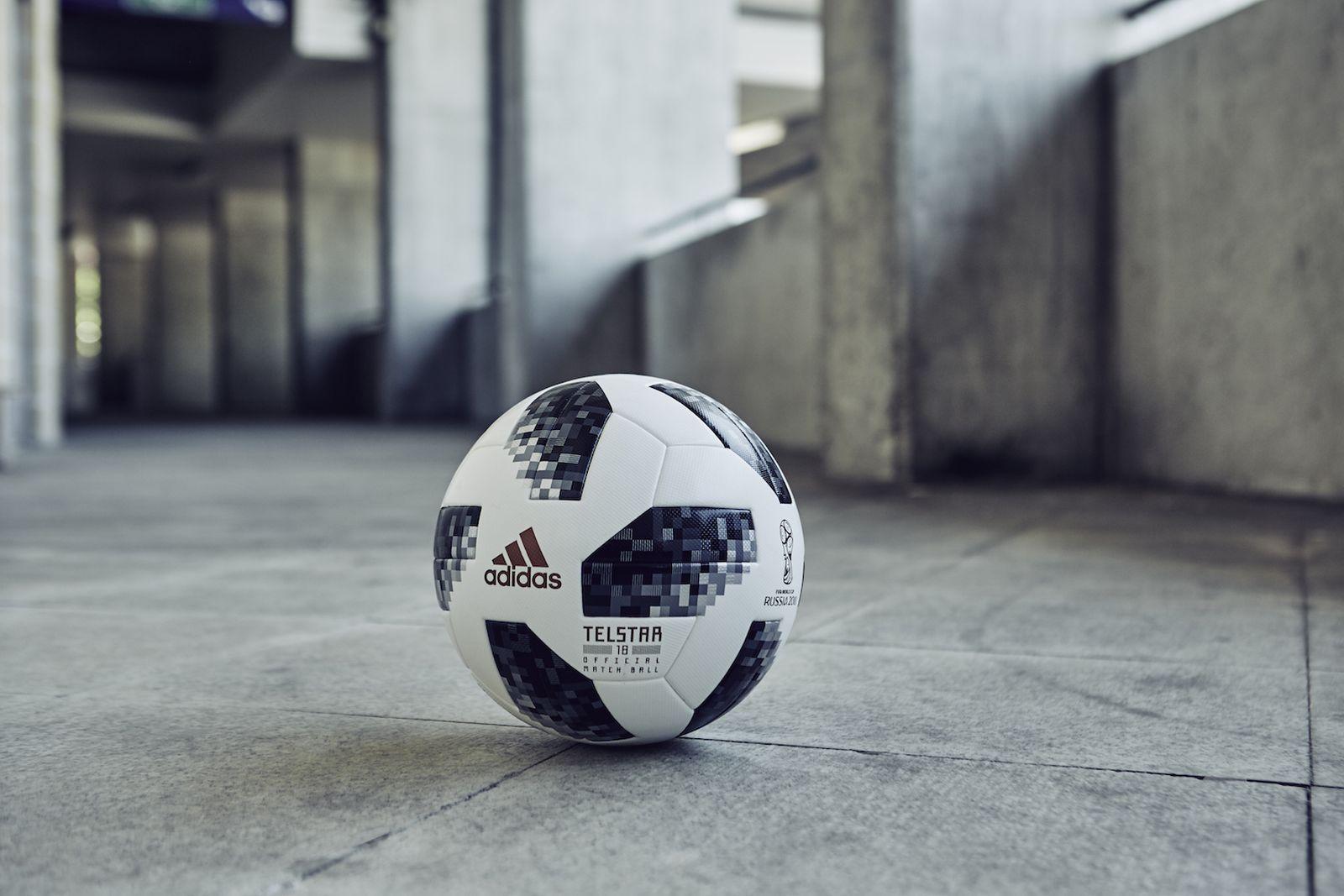Momento profundamente lobo  adidas Unveils the Official Ball of the 2018 FIFA World Cup