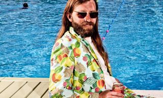 """A Fruity Summer 2015 with """"Le Poolwear"""" from YMC & Stella Artois Cidre"""