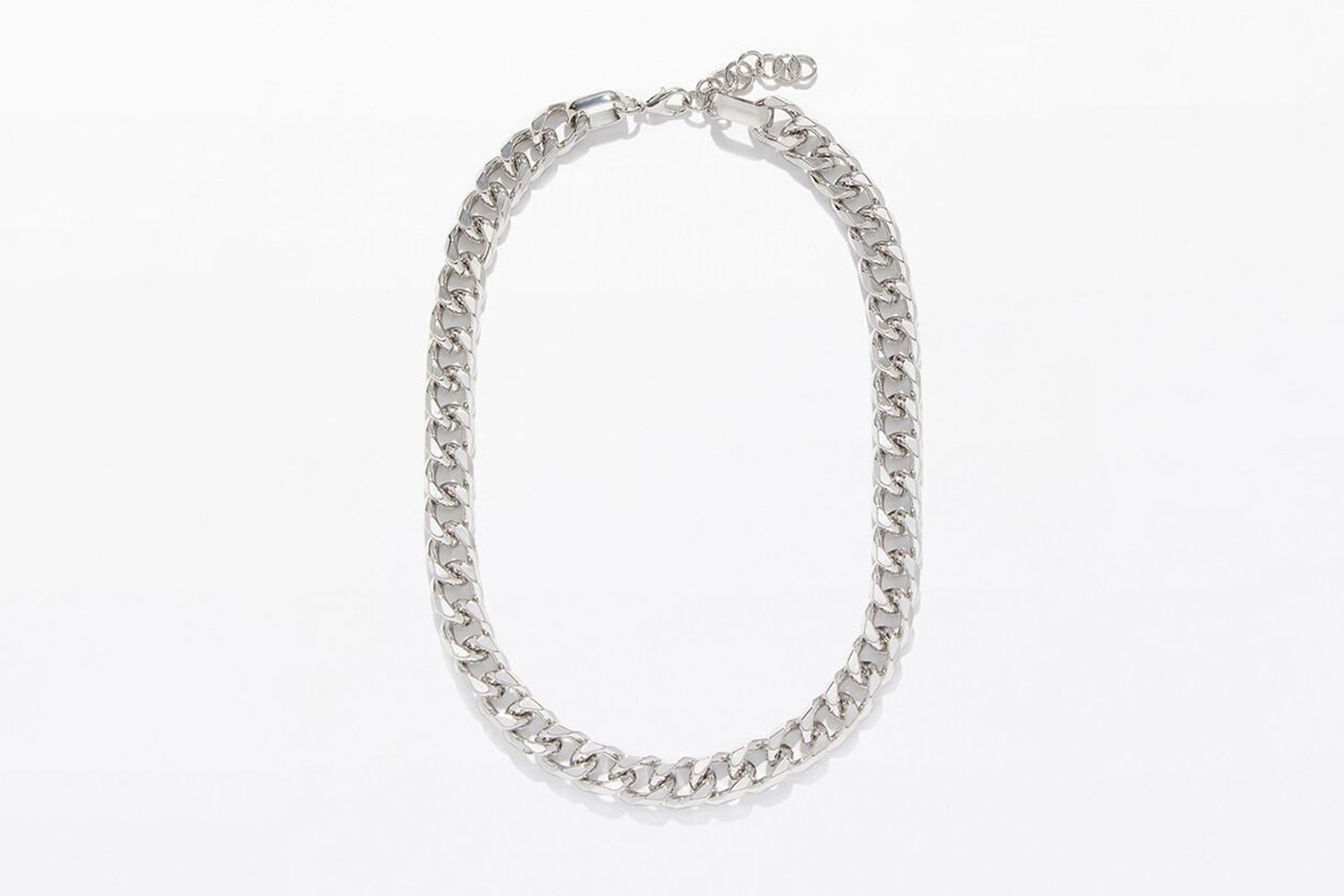 Curb Chain Necklace