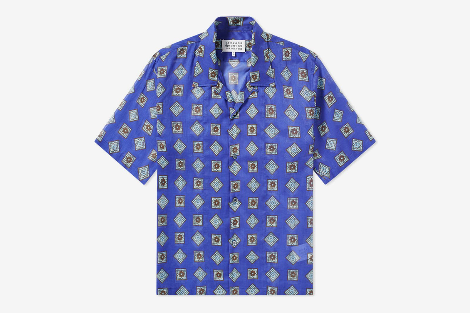 Maison Margiela Muslin Vacation Shirt Stüssy end sale