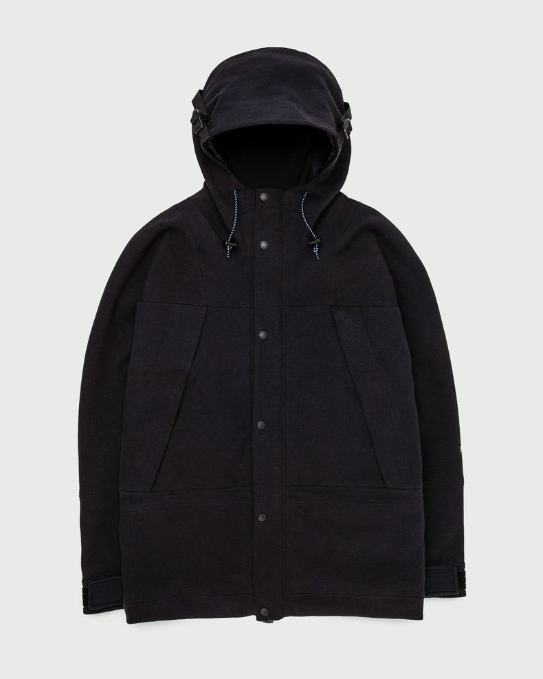 The North Face Black Series — Spacer Knit Mountain Light Jacket Black