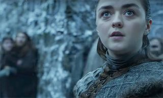 Arya Sees Drogon for the First Time in New 'Game of Thrones' Trailer