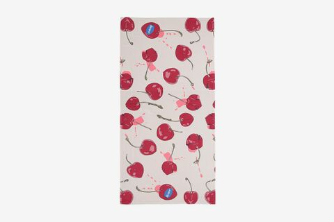 Popped Cherry Beach Towel