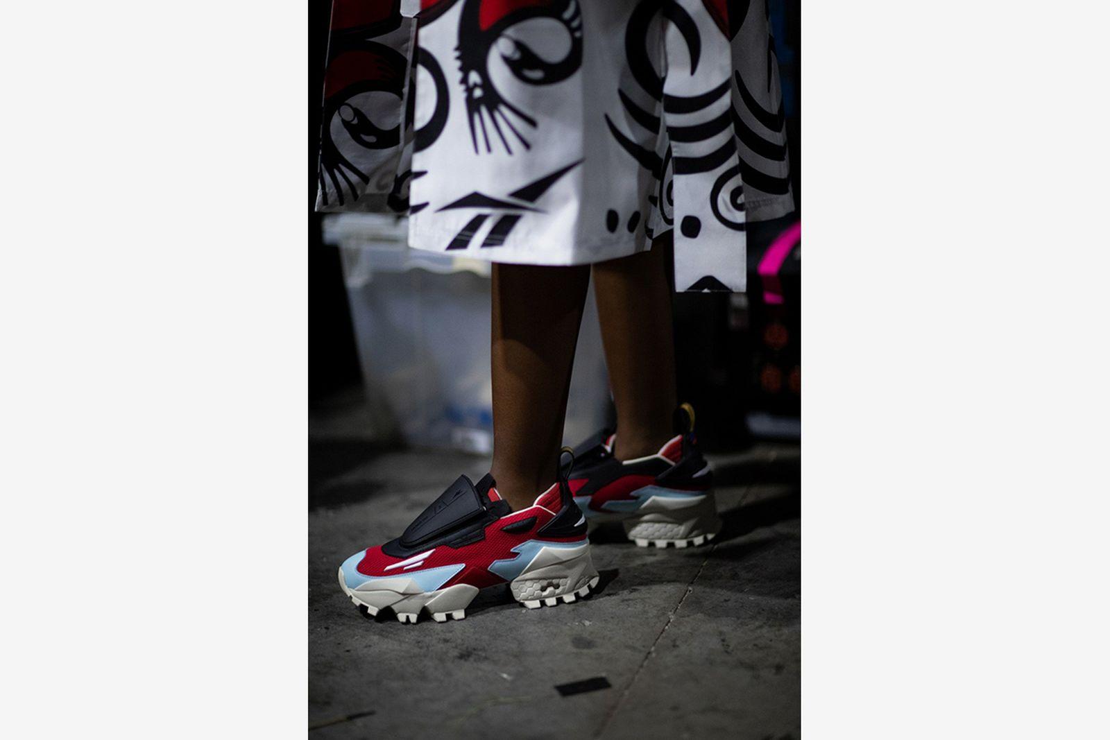 pyer moss reebok nyfw sneaker release date price Kerby Jean-Raymond