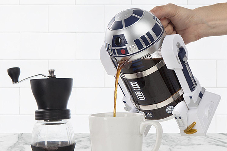 R2-D2 Coffee Press