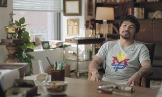 """Watch Foot Locker's New """"It's Really Happening"""" Commercial Featuring Manny Pacquiao"""