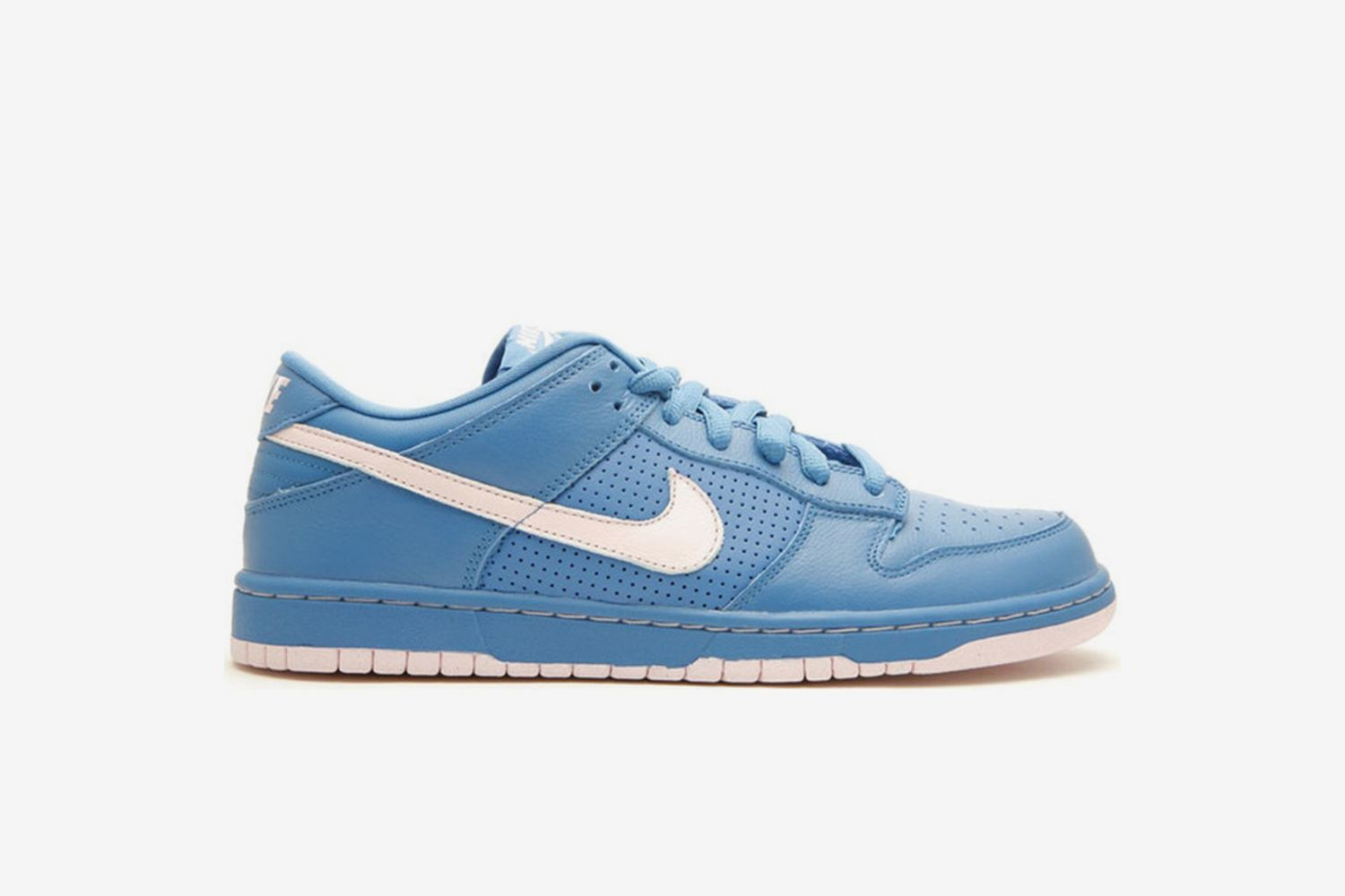 Dunk Low Varsity Blue Pink Ice