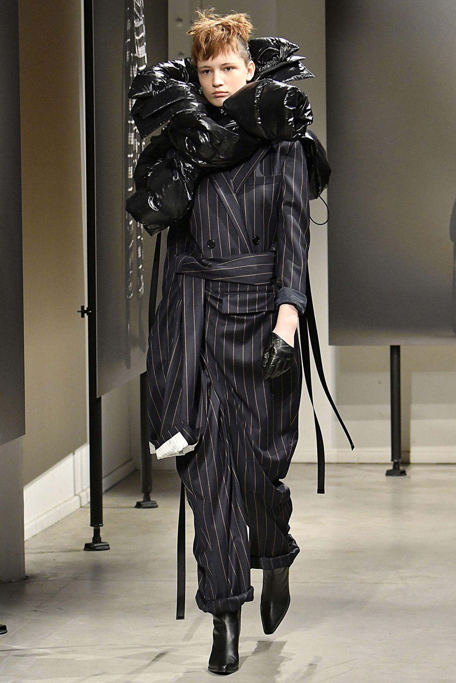 Juun J Paris Fashion Week Men Fall Winter 2018 19 Paris January 2018 Fall/WInter 2018 juun j. runway