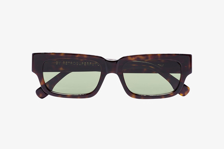 Roma Tortoiseshell Sunglasses