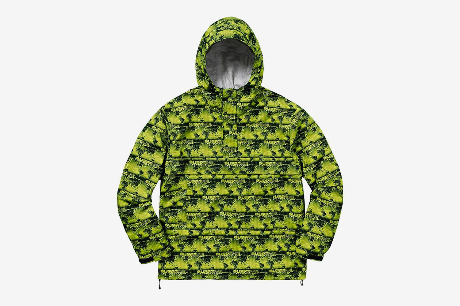 World Famous Taped Seam Hooded Pullover