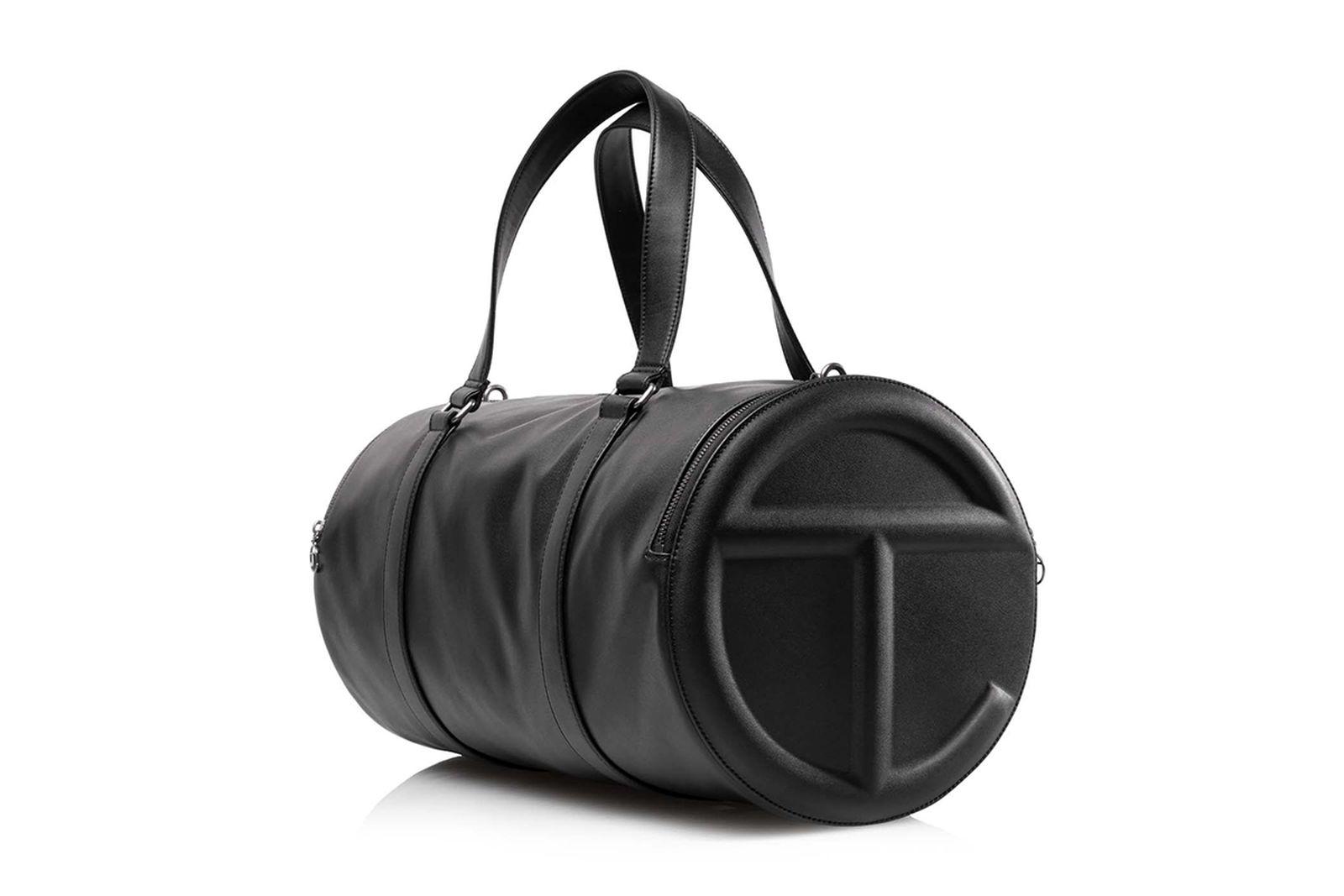 telfar duffle bag black release date buy info price