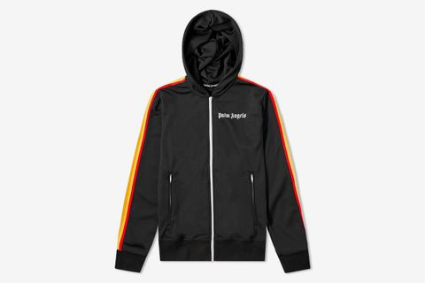 Rainbow Track Hoodie