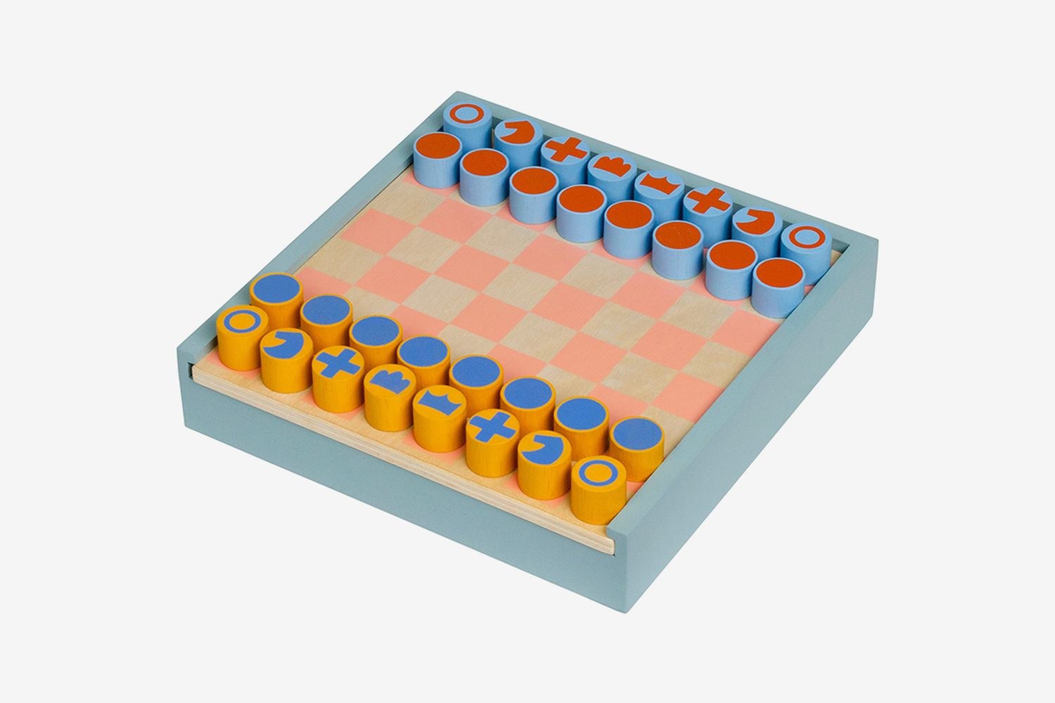 Two-In-One Chess & Checkers Set