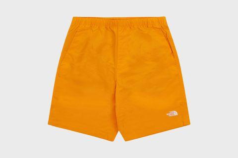 North Face swim shorts