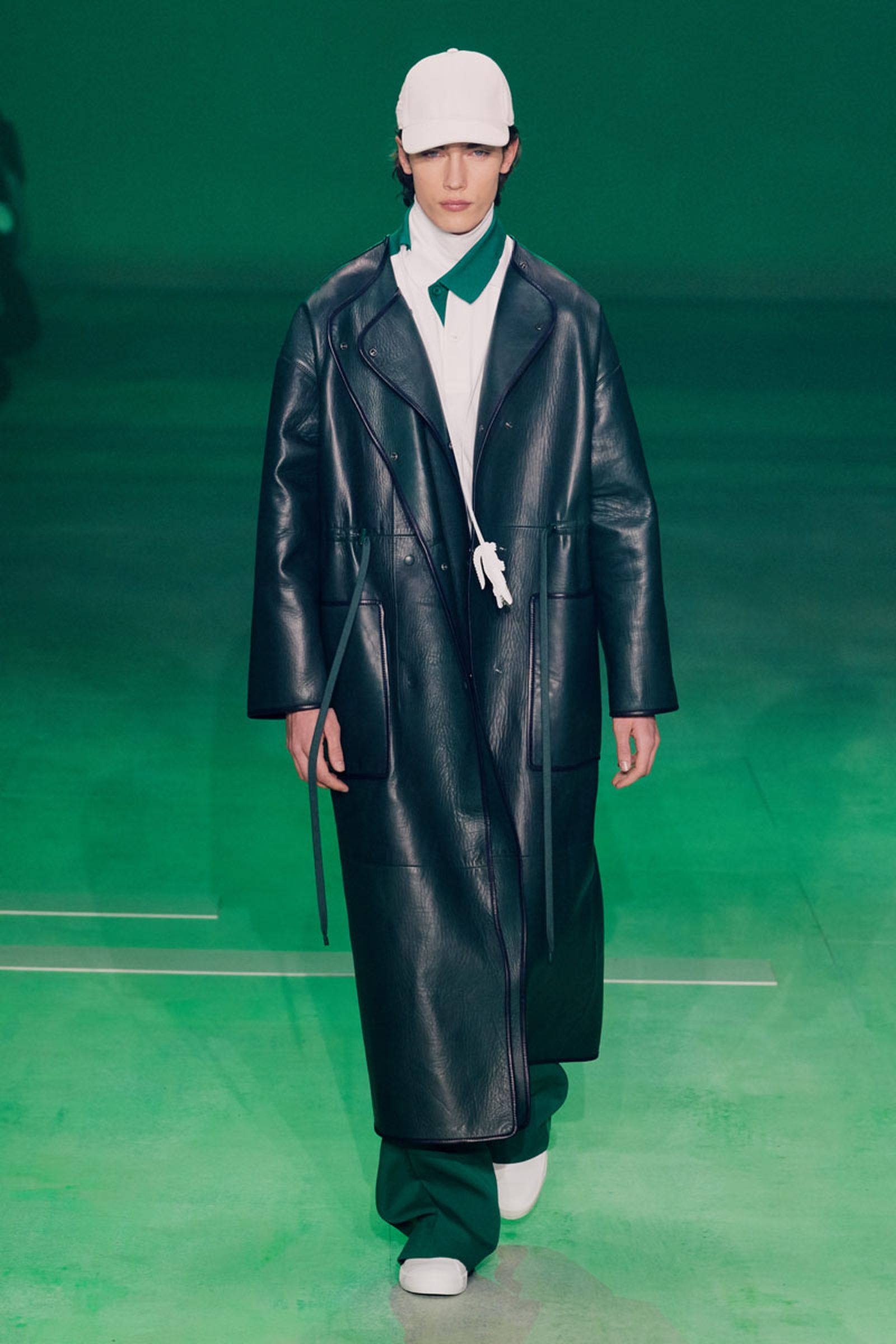 42lascoste fw19 paris fashion week Louise Trotter lacoste runway