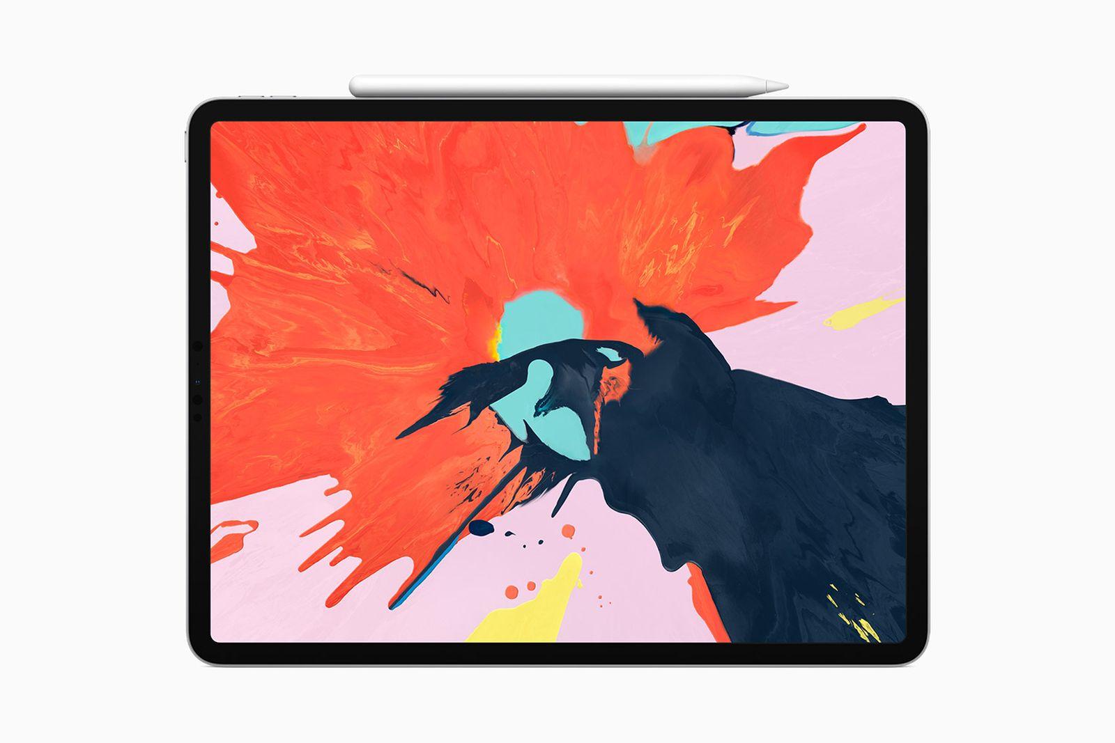 apple ipad pro all screen design