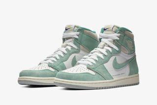 "san francisco d043a f6b22 Nike Air Jordan 1 ""Turbo Green""  Official Release Information"